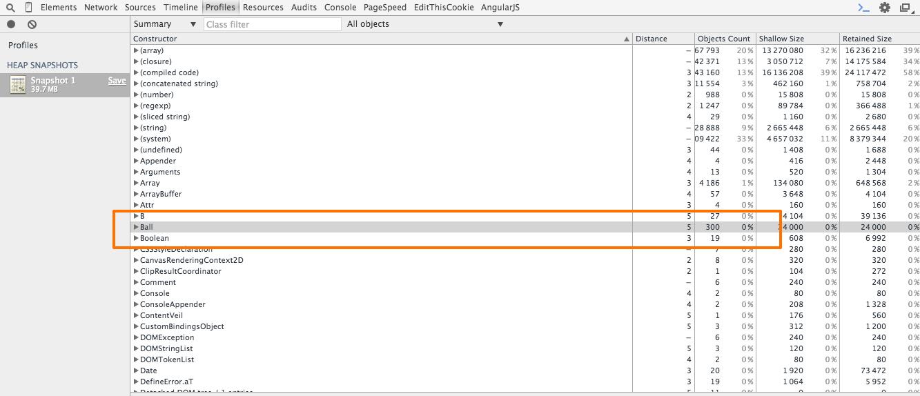 Objectpool in js for Object pool design pattern